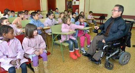 Más de 500 alumnos de educación infantil aprenden jugando nociones básicas sobre trato adecuado hacia la discapacidad | Atención a la diversidad | Scoop.it