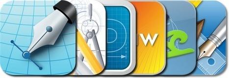 Best Vector Drawing Apps For iPad: iPad/iPhone Apps AppGuide | apps voor het onderwijs | Scoop.it
