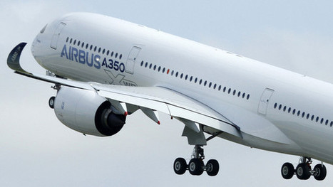 Airbus setback as Emirates cancels $16bn order for 70 A350 jets - FT.com | Aviation & Airliners | Scoop.it
