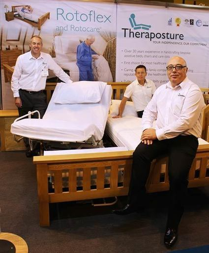 Theraposture to showcase why our extensive Rotoflex range is first choice for healthcare professionals at OT Show | Disability and Mobility | Scoop.it