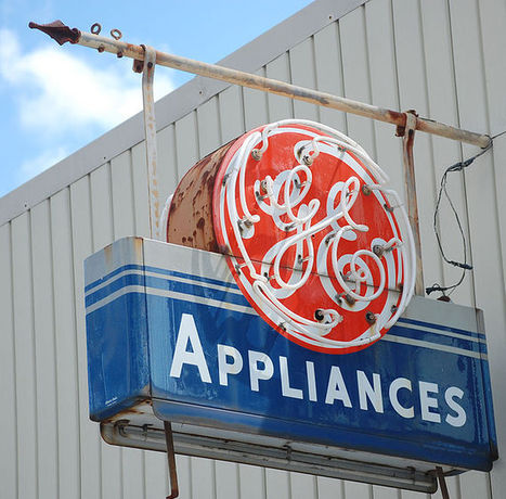 Why GE Is Getting Rid Of Its Profitable Credit Card Biz   Business Credit Cards   Scoop.it