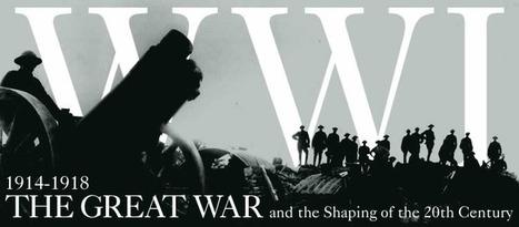 The Great War | PBS | World War 1 | Scoop.it