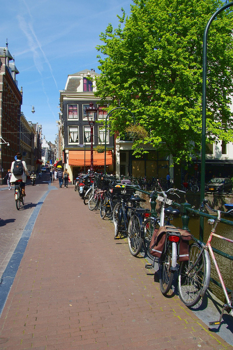 The Netherlands make cycling easy | cycling | Scoop.it