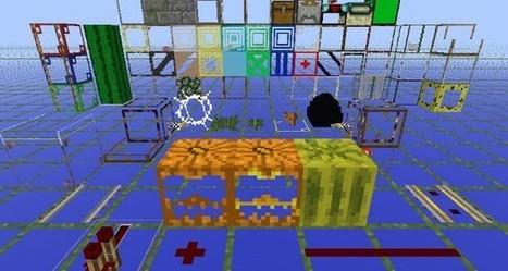 StrongestCraft Resource Pack 1.6.2/1.6.1 | Minecraft Resource Packs | Texture Packs | mc | Scoop.it