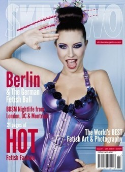 New Skin Two Magazine – issue 64 is available now | Latex Clothing | Scoop.it