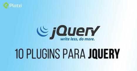 10 plugins jQuery que deberías conocer | Programming | Scoop.it