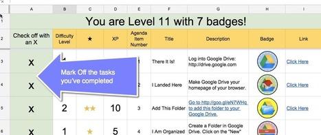 Gamify Searching Google Drive | Jogos educativos digitais e Gamificação | Scoop.it