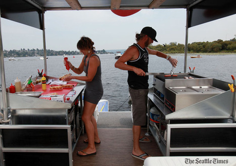 All You Can Eat | Hot dog! Seattle gets a floating food truck | Seattle Times Newspaper Blog | Lake Effect... Preservation & Development | Scoop.it