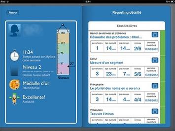 A ne pas rater : application gratuite MyBlee pour Ipad | TIC et TICE mais... en français | Scoop.it