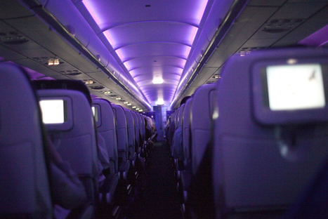 Networking at 30,000 Feet | Surviving Leadership Chaos | Scoop.it