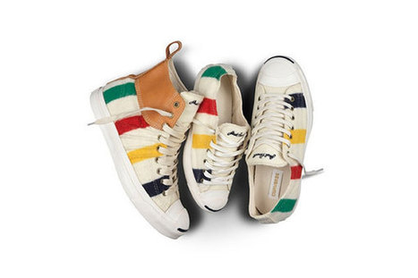 THING: Hudson's Bay Company x Converse Jack Purcell Collection | Streething | FASHION | Scoop.it