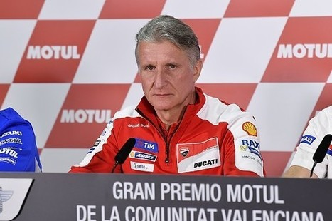 Moto3 news: Ducati considering entering Moto3, but not before 2018 | Ductalk Ducati News | Scoop.it