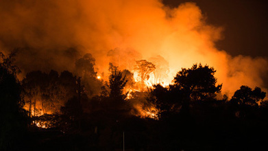 Bushfires | Geography in the classroom | Scoop.it