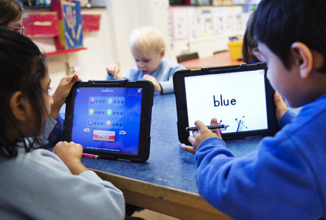 Apple is making it easier for schools to put iPads in classrooms - Engadget | Innovatieve eLearning | Scoop.it