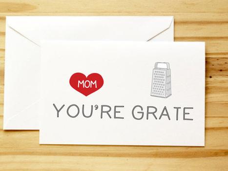 14 cartes pour la fête des mères qui vont toucher votre maman du fond du coeur | Histoire8 | Scoop.it