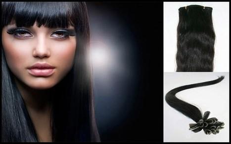 La différence entre extension et tissage et le conseil pour faire tenir le maquillage. | beauté-bien-être | Scoop.it