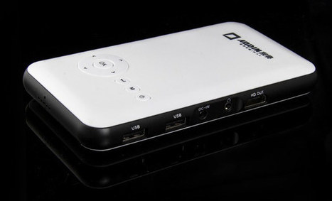 Eny EMP01 is a $170 mini Android Projector Powered by Rockchip RK3128 Quad Core Processor | Embedded Systems News | Scoop.it