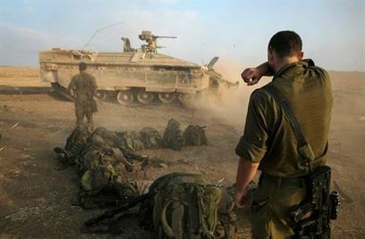 "Palestinian fighters raid Israel on Gaza ""truce"" day 
