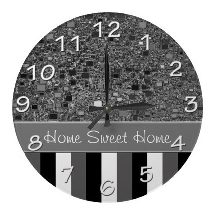 Faux Chrome Mini Box Background Template Clocks | Z Artwork | Scoop.it