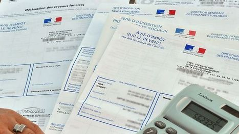 20 millions de foyers devraient payer plus d'impôts | Finances Personnelles | Scoop.it