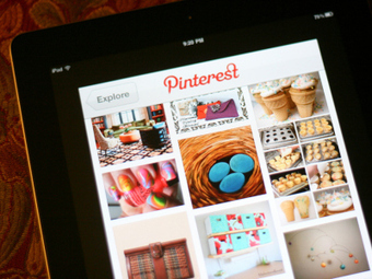 Top Pinterest users pin from tablets, not phones or computers, so make sure your tablet site doesn't suck | Everything Pinterest | Scoop.it