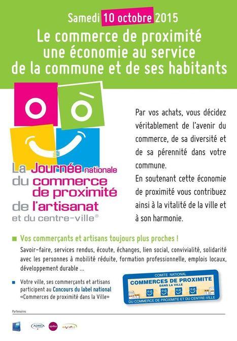 La Journée nationale du commerce de proximité en Alsace. (JNCP) | Tout sur les réseaux sociaux et le commerce | Scoop.it