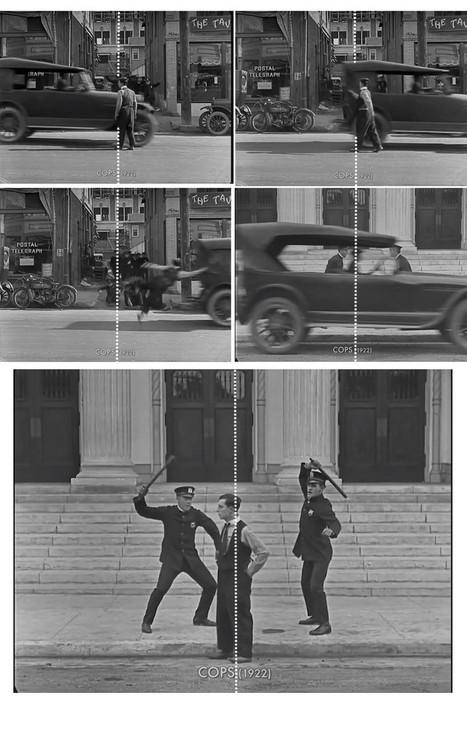 Keaton, Kubrick y Anderson: la simetría en el cine | Cosas que interesan...a cualquier edad. | Scoop.it