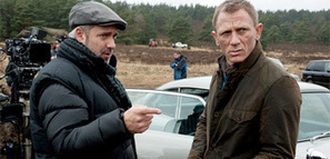 'Skyfall' Director Sam Mendes Will Not Be Back for James Bond 24 | On Hollywood Film Industry | Scoop.it