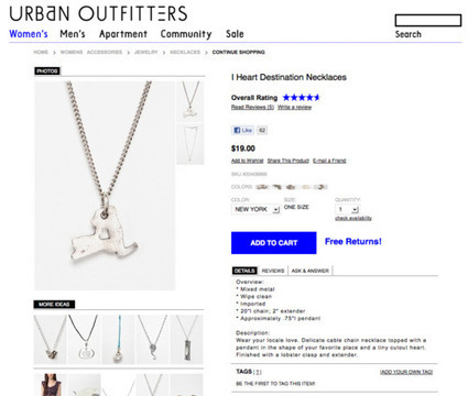 Not cool Urban Outfitters, not cool. | the client experience | Scoop.it