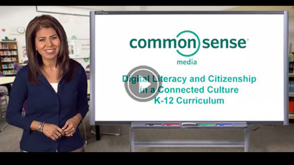 NEW! Common Sense on the Common Core Videos - Digital Literacy/Citizenship Training | News for North Country Cybrarians | Scoop.it