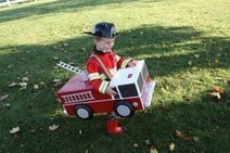 Firefighter Costumes for Halloween | Clever Halloween Costume Ideas | Scoop.it