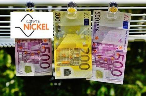 Le Compte-Nickel installé dans la banque en ligne | Internet world | Scoop.it