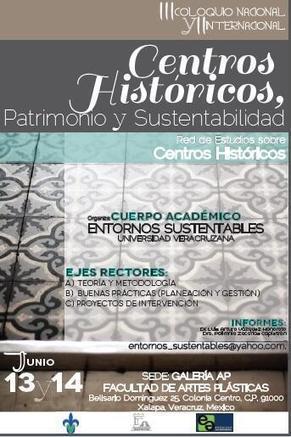Twitter / LuzioUV: III Coloquio Nacional y II ... | Patrimonio cultural | Scoop.it