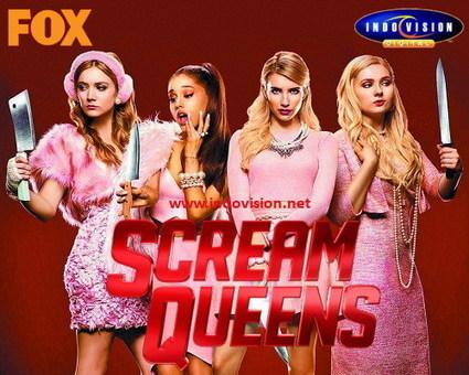 Scream Queens, Serial Drama Remaja Terbaru Tayang Di Fox Channel | Indovision Digital Television | Scoop.it