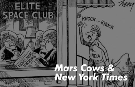 Mars Cows & New York Times   World Latest News   Scoop.it