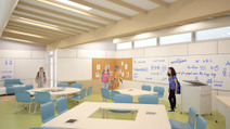 """Sprout Space: A Healthier Choice for """"Temporary"""" Classrooms 