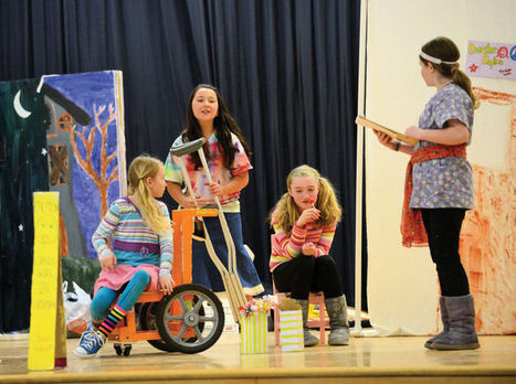Local teams are tops at Odyssey of the Mind - Stowe Today   creative thinking on demand   Scoop.it