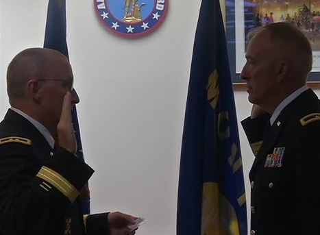 Ireland promoted to Montana National Guard brigadier general - KRTV News | Diverse Eireann- Sports culture and travel | Scoop.it