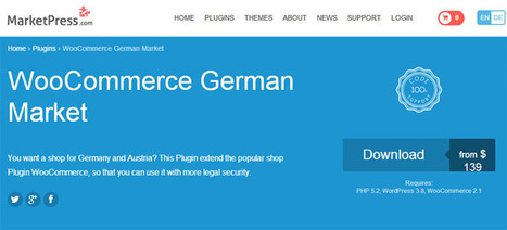 [MarketPress] Woocommerce German Market v2.4.12 | Download Full Nulled Scripts | WooCommerce Extensions Nulled Download | Scoop.it