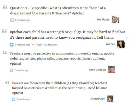 A Parents' Guide to Twitter and Education | ParentingOnline | Scoop.it