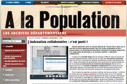 GénéInfos: L'Yonne passe à l'indexation collaborative | Rhit Genealogie | Scoop.it