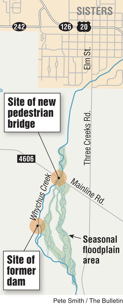 New bridge, planting add to Whychus Creek restoration - Bend Bulletin | Fish Habitat | Scoop.it