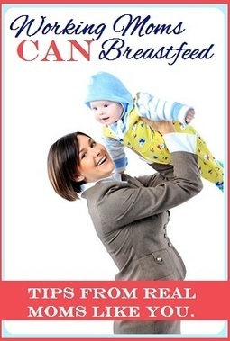 Breastfeeding Tips for Working Mothers | Breastfeeding Research | Scoop.it