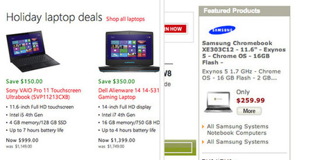 Featured Products Should Also Link to Their Categories (43% Get it Wrong) | Ecommerce Design and Development | Scoop.it
