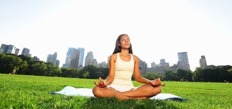 Your Body On Meditation | Living A Healthy Active Lifestyle | Scoop.it