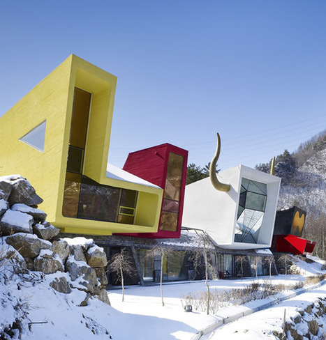 Corée du sud, Rock It Suda par Hoon Moon | Architecture et montagne | Scoop.it