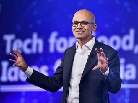 Cushioned by cloud biz, Microsoft earnings rise | L'Univers du Cloud Computing dans le Monde et Ailleurs | Scoop.it