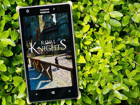 Rival Knights Review - An explosive game for Windows Phone 8 and Windows 8 - Windows Phone Central   GamerCoversForFacebook   Scoop.it