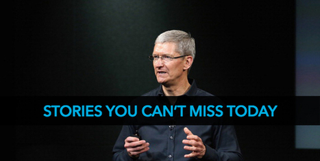 gThe Dream Wedding of Apple and Tesla & 4 More Stories You Can't Miss Today | iPads  For Instruction | Scoop.it