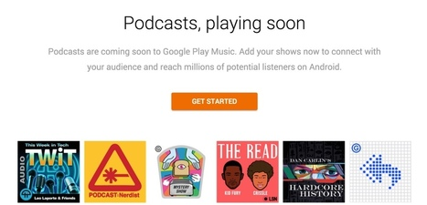 Google Play Music will soon have podcasts | Working Stuff | Scoop.it
